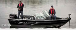 2011 - Lund Boats - 1750 Tyee