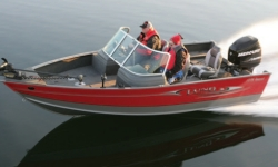 2011 - Lund Boats - 1775 Impact Sport