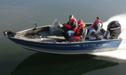 2011 - Lund Boats - 1775 Impact SS