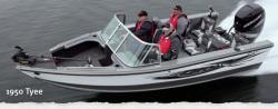 2011 - Lund Boats - 1950 Tyee