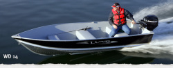 2011 - Lund Boats -  A 14
