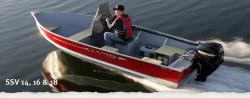 2011 - Lund Boats - SSV 16