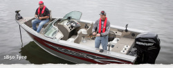2011 - Lund Boats - 1850 Tyee