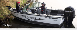 2011 - Lund Boats - 1700 Tyee
