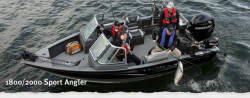 2011 - Lund Boats - 1800 Sport Angler