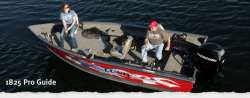 2011 - Lund Boats - 1825 Pro Guide