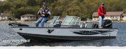 2011 - Lund Boats - 1975 Pro-V SE