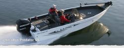 2011 - Lund Boats - 1710 Predator SS