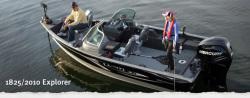 2011 - Lund Boats - 1825 Explorer Sport