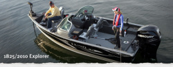 2011 - Lund Boats - 1825 Explorer SS