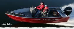 2011 - Lund Boats - 1625 Rebel Tiller