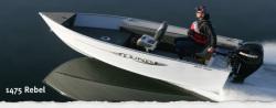2011 - Lund Boats - 1475 Rebel Tiller