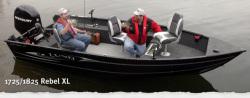 2011 - Lund Boats - 1725 Rebel XL