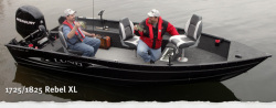 2011 - Lund Boats - 1825 Rebel XL SS