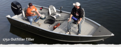 2011 - Lund Boats - 1750 Outfitter Tiller