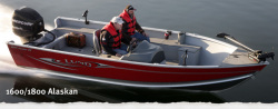 2011 - Lund Boats - 1800 Alaskan Tiller