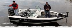 Lund Boats - 197 Pro-V GL