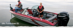 2011 - Lund Boats - 186 Fisherman GL