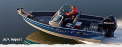 2012 - Lund Boats - 1675 Impact Sport