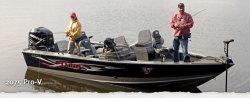 2012 - Lund Boats - 2075 Pro V SE