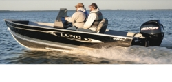 2012 - Lund Boats - 1600 Fury SS