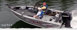 2012 - Lund Boats - 1775 Pro V SE