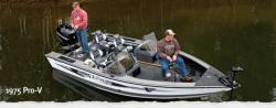 2012 - Lund Boats - 1975 Pro-V IFSSE
