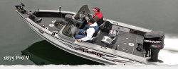 2012 - Lund Boats - 1875 Pro-V SE