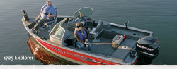 2012 - Lund Boats - 1725 Explorer Sport