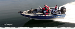 2012 - Lund Boats - 1775 Impact Sport