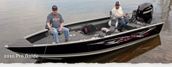 2012 - Lund Boats - 2010 Pro Guide