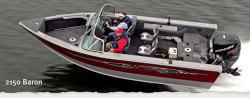 2012 - Lund Boats - 2150 Baron