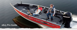 2012 - Lund Boats - 1825 Pro Guide