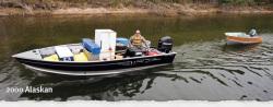 2012 - Lund Boats - 2000 Alaskan SS