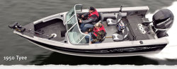 2012 - Lund Boats - 1950 Tyee