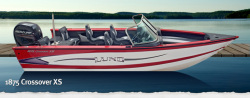 2012 - Lund Boats - 1875 Crossover XS