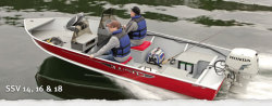2012 - Lund Boats - SSV-18