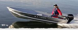 2012 - Lund Boats - WD-14 Tiller