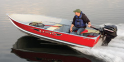 2012 - Lund Boats - A 12