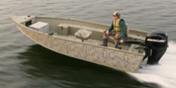 2012 - Lund Boats - 1600 Alaskan Tiller