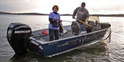 2012 - Lund Boats - 1400 Fury Tiller