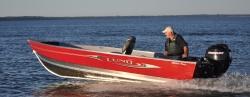 2012 - Lund Boats - 1600 Fury Tiller