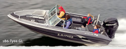 2012 - Lund Boats - 186 Tyee GL