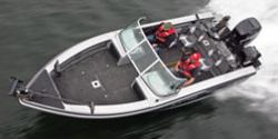 2012 - Lund Boats - 197 PRO-V GL