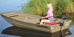 2012 - Lund Boats - 1648 Lund Jon Boat