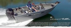 2013 - Lund Boats - 1650 Rebel XL