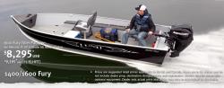 2013 - Lund Boats - 1600 Fury