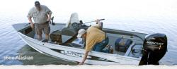 2013 - Lund Boats - 1600 Alaskan