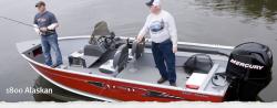 2013 - Lund Boats - 1800 Alaskan