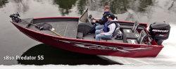 2013 - Lund Boats - 1810 Predator SS